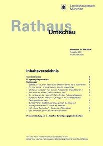Rathaus Umschau 95 / 2014
