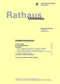 Rathaus Umschau 99 / 2014