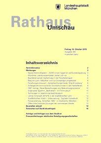 Rathaus Umschau 198 / 2015