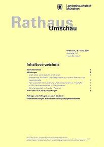 Rathaus Umschau 57 / 2015
