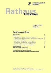 Rathaus Umschau 59 / 2015