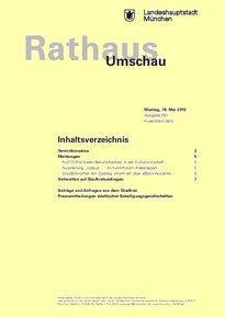 Rathaus Umschau 91 / 2015