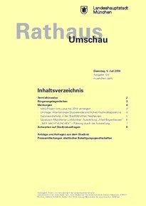 Rathaus Umschau 125 / 2016
