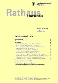 Rathaus Umschau 129 / 2016