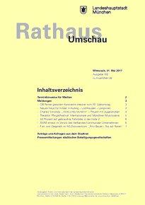 Rathaus Umschau 102 / 2017