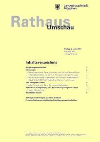 Rathaus Umschau 104 / 2017