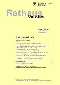 Rathaus Umschau 137 / 2017