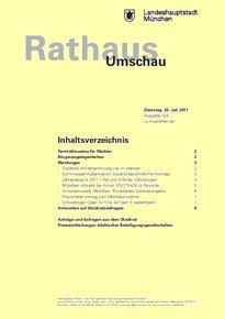 Rathaus Umschau 139 / 2017