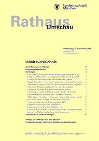 Rathaus Umschau 180 / 2017