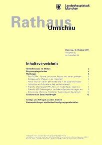 Rathaus Umschau 192 / 2017
