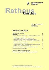 Rathaus Umschau 201 / 2017