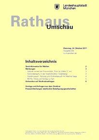 Rathaus Umschau 202 / 2017