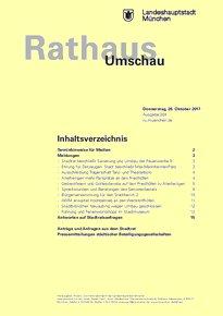 Rathaus Umschau 204 / 2017