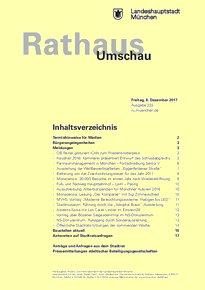 Rathaus Umschau 233 / 2017