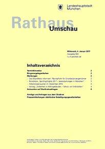 Rathaus Umschau 3 / 2017