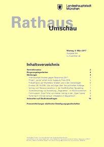 Rathaus Umschau 44 / 2017