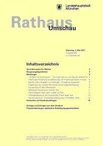 Rathaus Umschau 82 / 2017