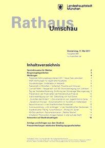 Rathaus Umschau 89 / 2017