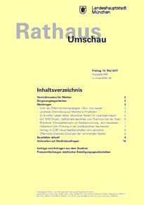 Rathaus Umschau 90 / 2017