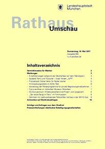Rathaus Umschau 94 / 2017