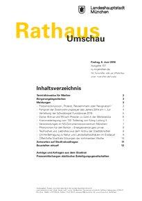 Rathaus Umschau 107 / 2018