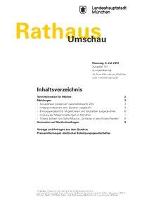 Rathaus Umschau 124 / 2018