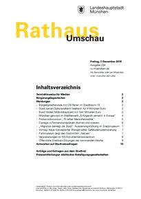 Rathaus Umschau 234 / 2018