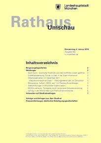 Rathaus Umschau 3 / 2018