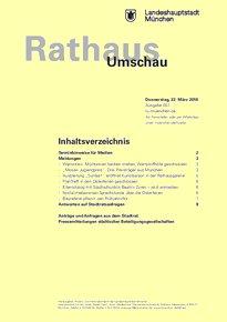 Rathaus Umschau 57 / 2018