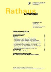 Rathaus Umschau 66 / 2018