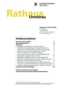 Rathaus Umschau 212 / 2019