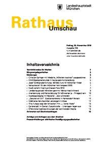 Rathaus Umschau 228 / 2019