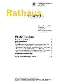 Rathaus Umschau 6 / 2019