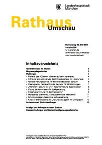 Rathaus Umschau 98 / 2019