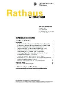 Rathaus Umschau 194 / 2020