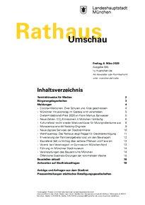 Rathaus Umschau 45 / 2020