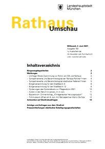 Rathaus Umschau 103 / 2021