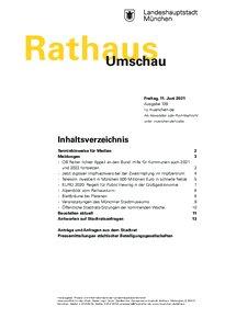 Rathaus Umschau 109 / 2021