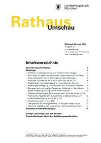 Rathaus Umschau 122 / 2021