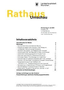 Rathaus Umschau 128 / 2021