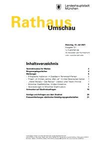 Rathaus Umschau 131 / 2021