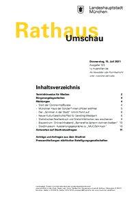 Rathaus Umschau 133 / 2021