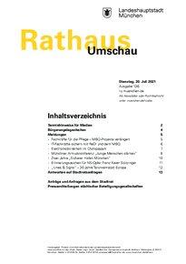 Rathaus Umschau 136 / 2021