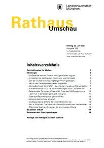 Rathaus Umschau 139 / 2021