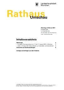 Rathaus Umschau 26 / 2021