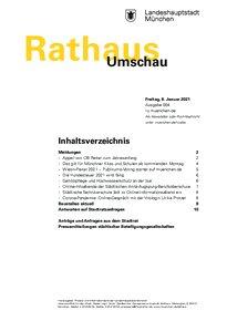 Rathaus Umschau 4 / 2021