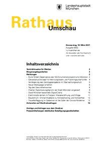 Rathaus Umschau 53 / 2021