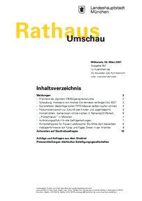 Rathaus Umschau 57 / 2021