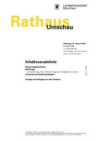 Rathaus Umschau 6 / 2021
