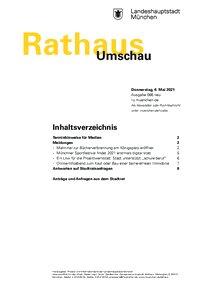 Rathaus Umschau 86 / 2021